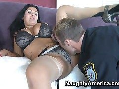 Latina chick Sienna West is a