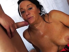 Scambisti Maturi - Italian fourway with mature ass-fuck Laura