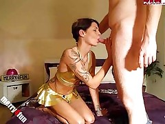 Golden babe - home made, super-hot mom, wife